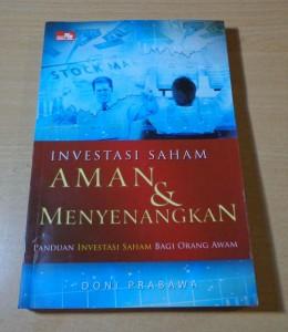 Investasi Saham Aman & Menyenangkan